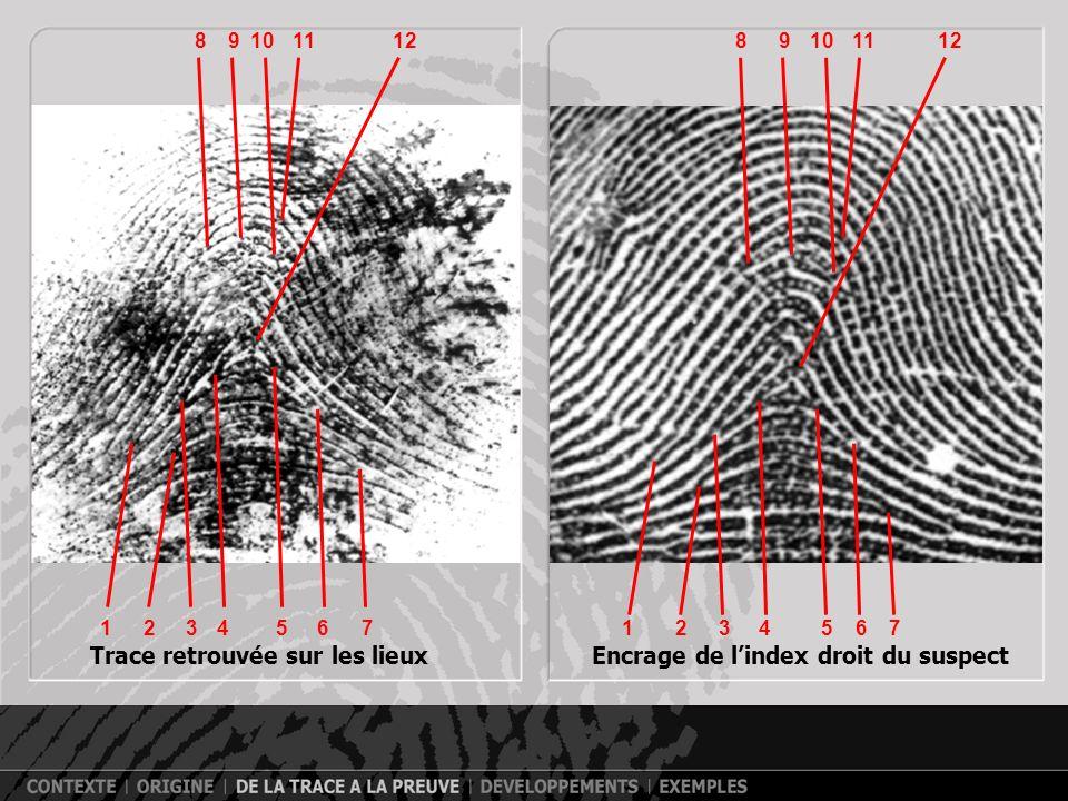 Empreintes digitales >Méthodes de révélation >Méthodes optiques >Méthodes physiques >Méthodes chimiques