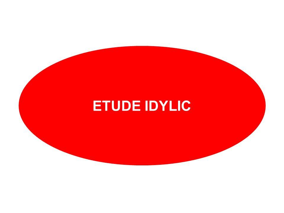 ETUDE IDYLIC