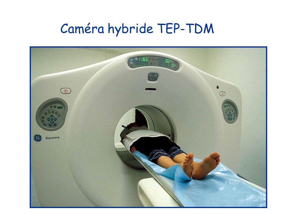 Caméra hybride TEP-TDM