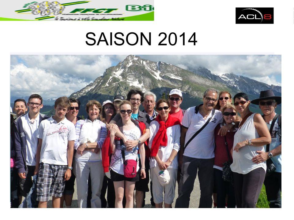 SAISON 2014