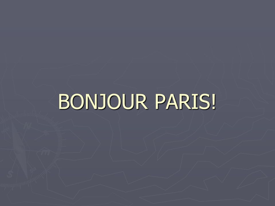 Paris - une ville culturelle européenne Ville culturelle européenne, la ville des lumières: plus qu une simple visite à Paris est une invitation à la culture.