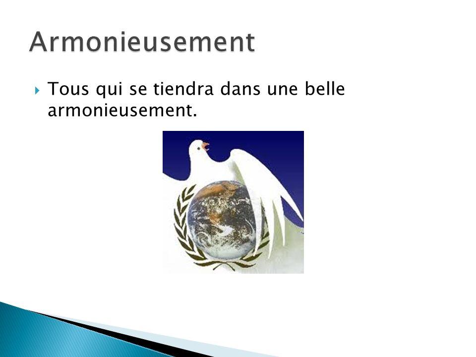 Tous les amis francophone seront complices de grandes choses