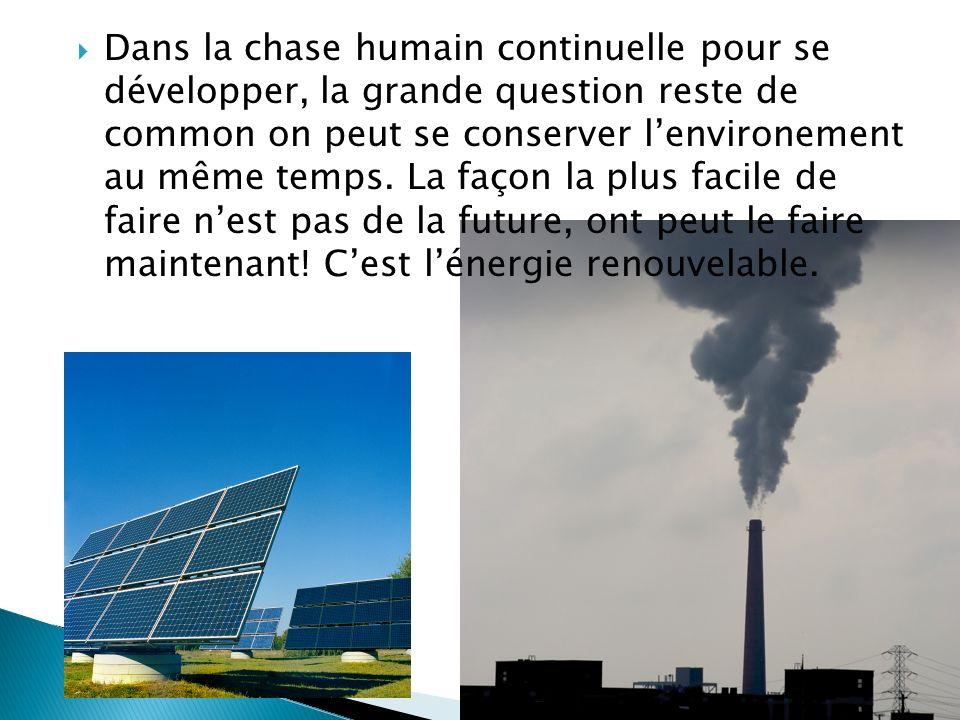 Un des les méthodes la plus commun de produire lénergie est les centrales électriques au charbon.