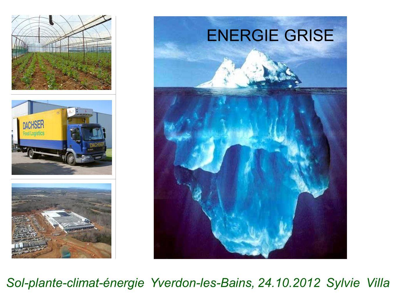 ENERGIE GRISE