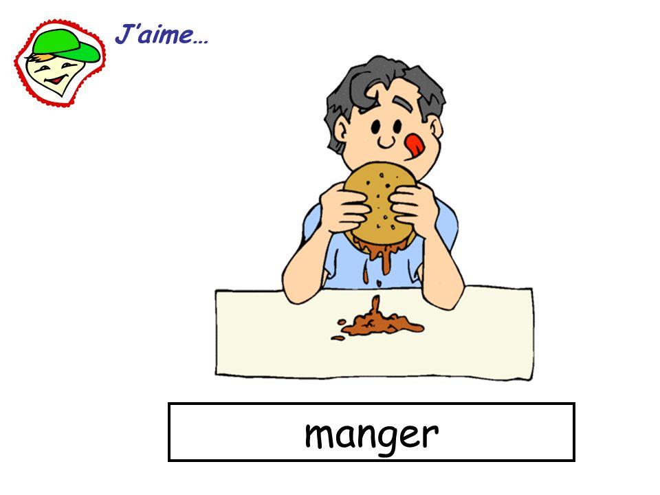 manger Jaime…