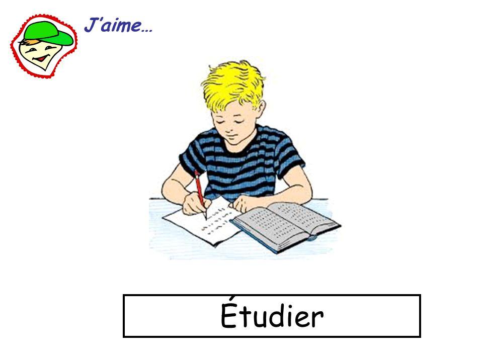 Étudier Jaime…