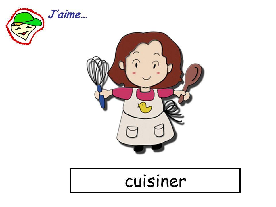 cuisiner Jaime…
