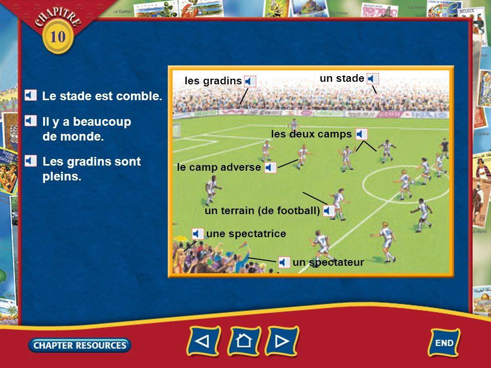 10 Une équipe de foot a onze joueurs. des joueurs une équipe