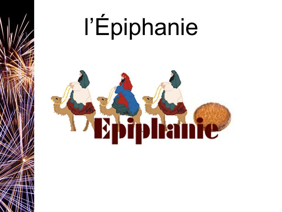 lÉpiphanie