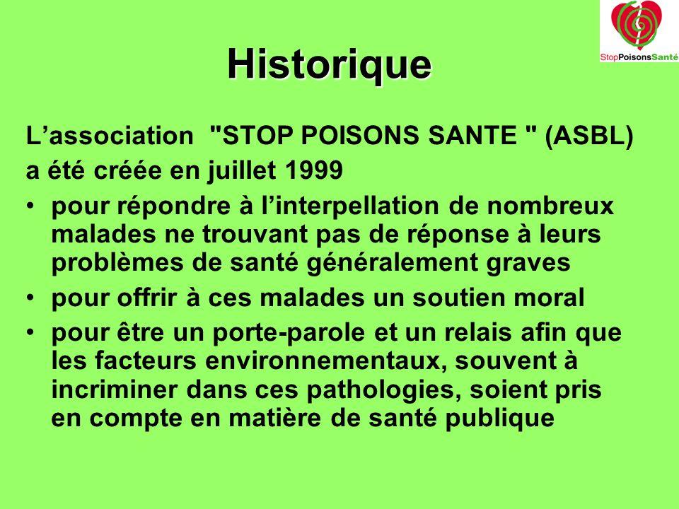 Historique Lassociation
