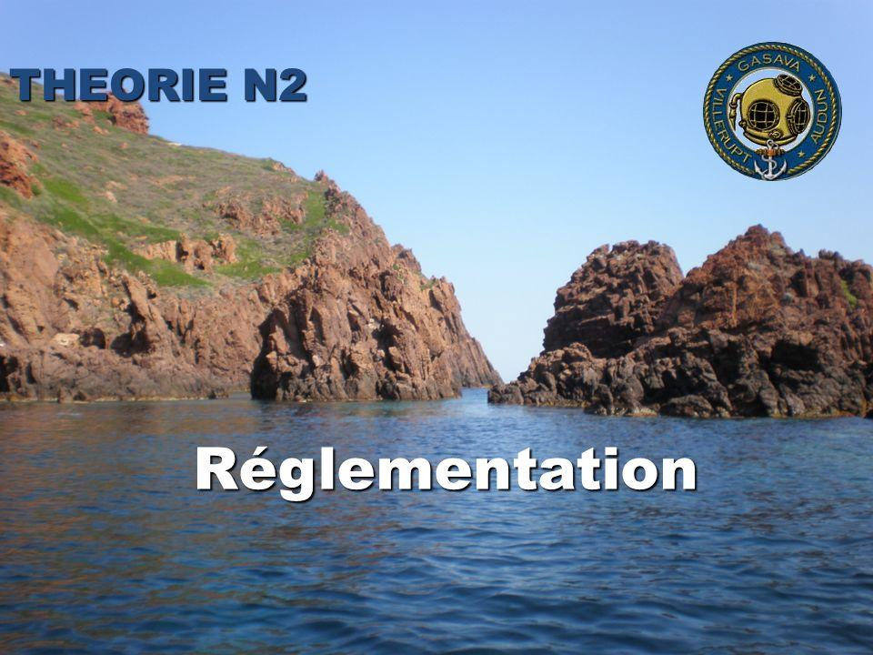 Réglementation THEORIE N2