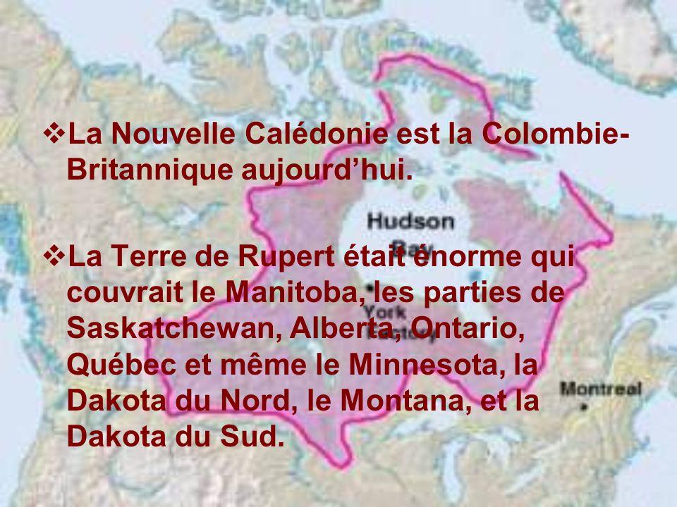 La perte des terres Dans le Canada Ouest et les Maritimes, il y avait de plus en plus gens britanniques, irlandais et des loyalistes qui arrivaient pour sinstaller.