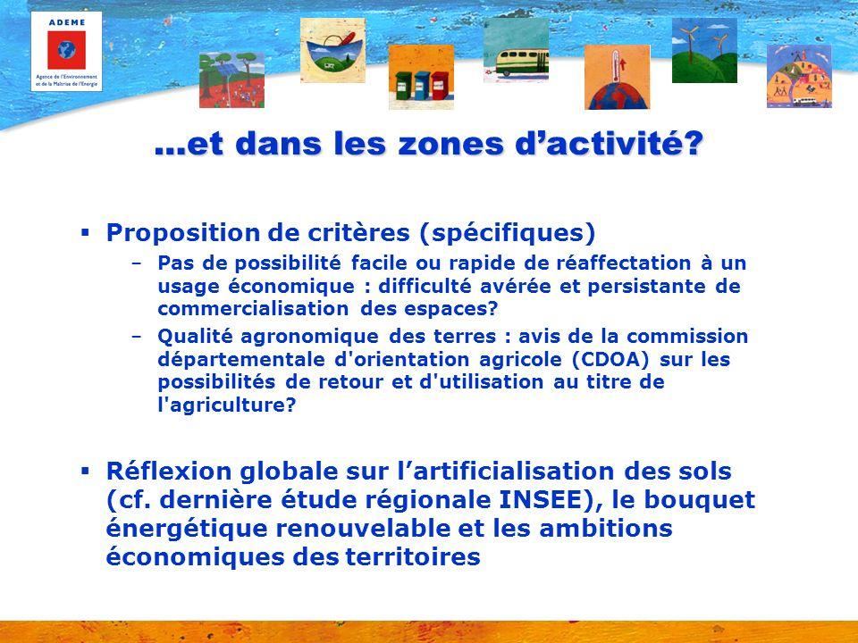 Sources dinformation Site de référence soutenu par lADEME http://www.photovoltaique.info Lavis de lADEME sur les centrales au sol http://www2.ademe.fr/servlet/getBin?name=E8ED874F8B1606D4 653D0B8ABEDF0DA01267716216678.pdf Lavis de lADEME sur les serres photovoltaïques http://www2.ademe.fr/servlet/getBin?name=1F7523CD00BA0F38 02EC611AA284763F1289217039824.pdf Document de cadrage régional DREAL http://www.pays-de-la-loire.developpement- durable.gouv.fr/article.php3?id_article=1016 Guide sur la prise en compte de lenvironnement dans les installations photovoltaïques au sol http://www.developpement-durable.gouv.fr/IMG/pdf/photov- guideallemand-env-3.pdf