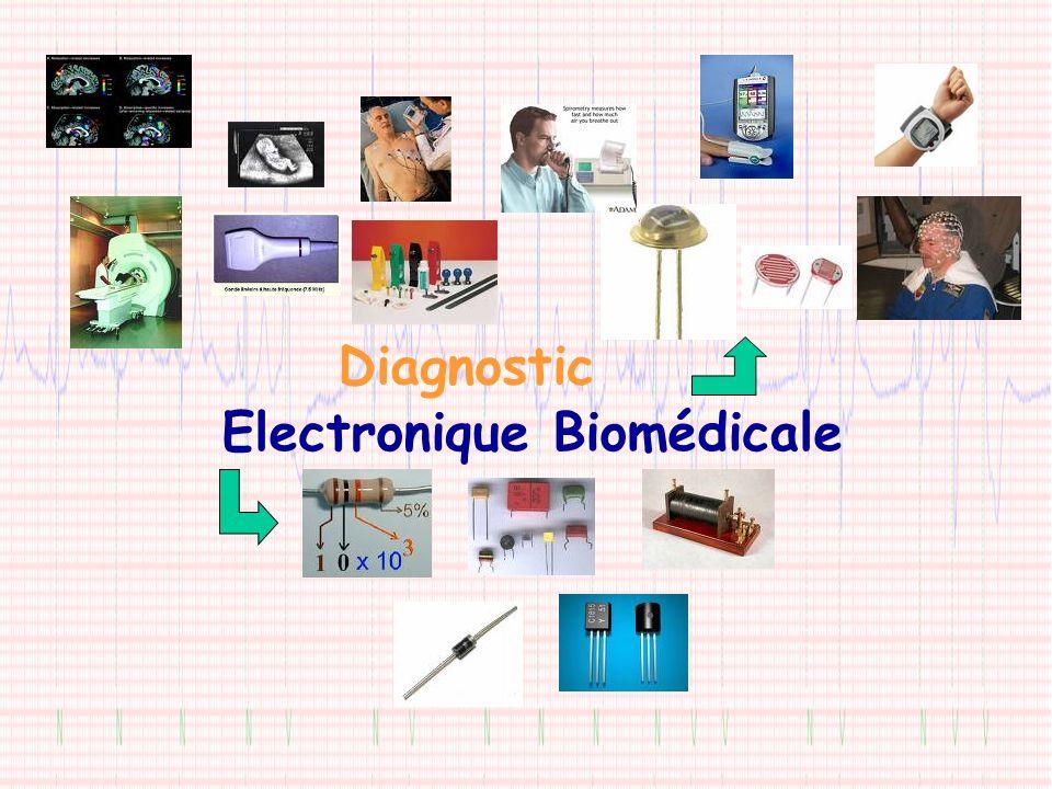 Electronique Biomédicale Diagnostic