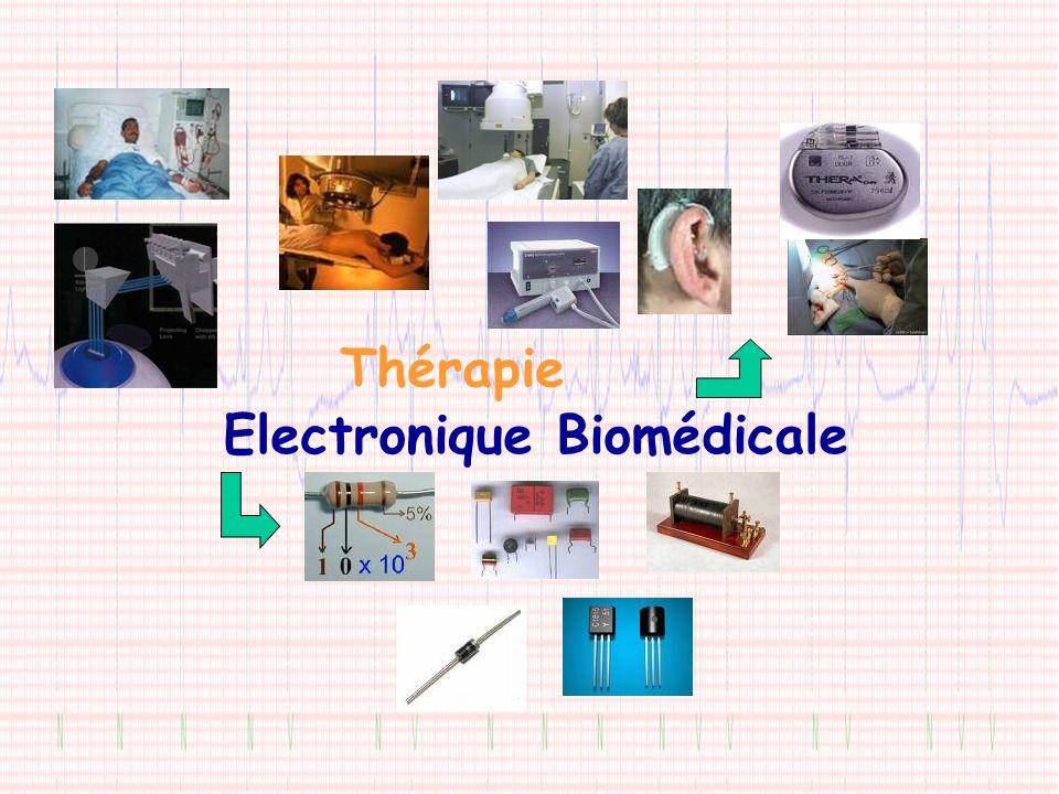 Electronique Biomédicale Thérapie