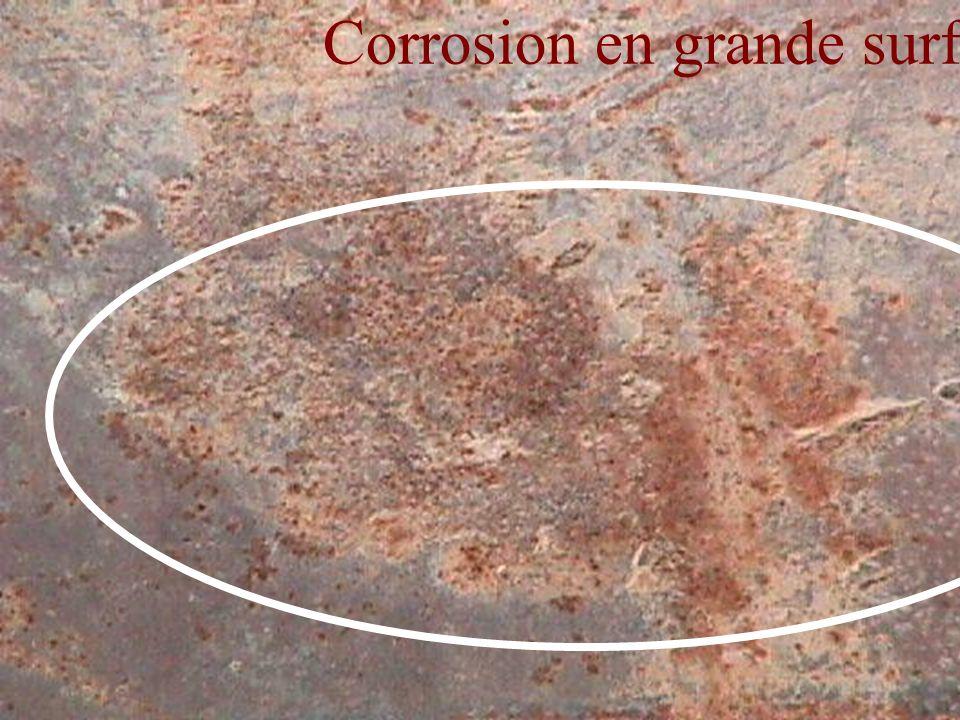 20/01/2014 51 Corrosion Corrosion, du latin corrodere, signifie ronger, attaquer. On estime que la corrosion détruit un quart de la production annuell