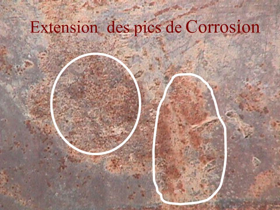 20/01/2014 52 Corrosion en grande surface
