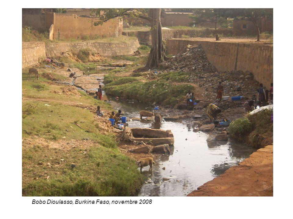 Bobo Dioulasso, Burkina Faso, novembre 2008