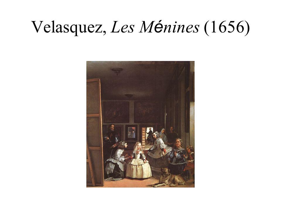 Velasquez, Les M é nines (1656)