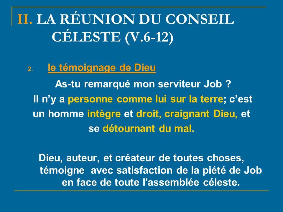 II.LA RÉUNION DU CONSEIL CÉLESTE (V.6-12) 2.