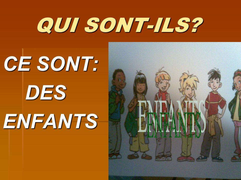 QUEST CE? CEST: CEST: La LaMaîtresse