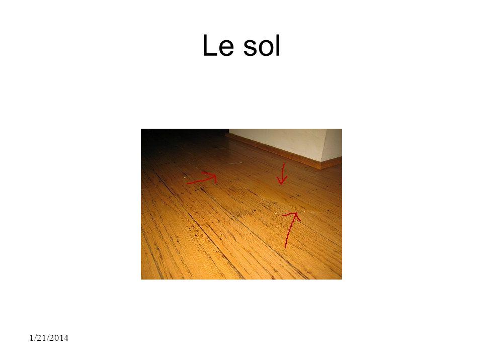 Le sol 1/21/2014