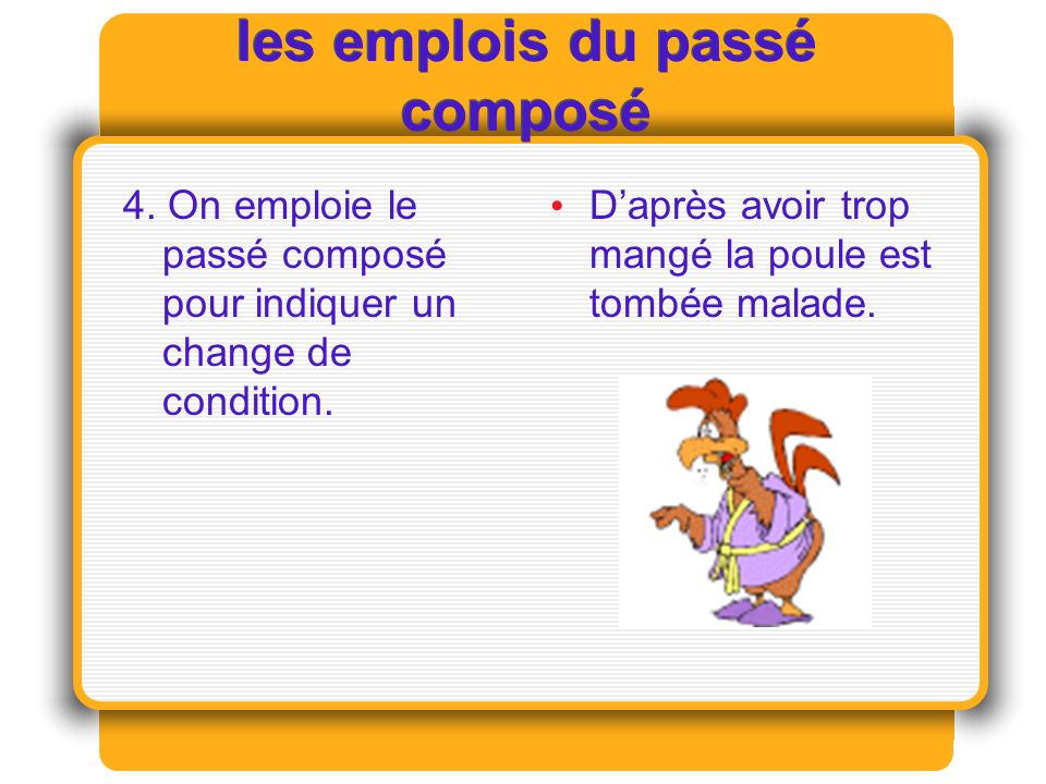 Les commencements et les fins commencer To begin, commence engager To begin lancer To begin, initiate terminer To end / terminate cesser To end / cease arrêter To put an end to finir To end mettre fin à To stop mettre un terme à To put an end to
