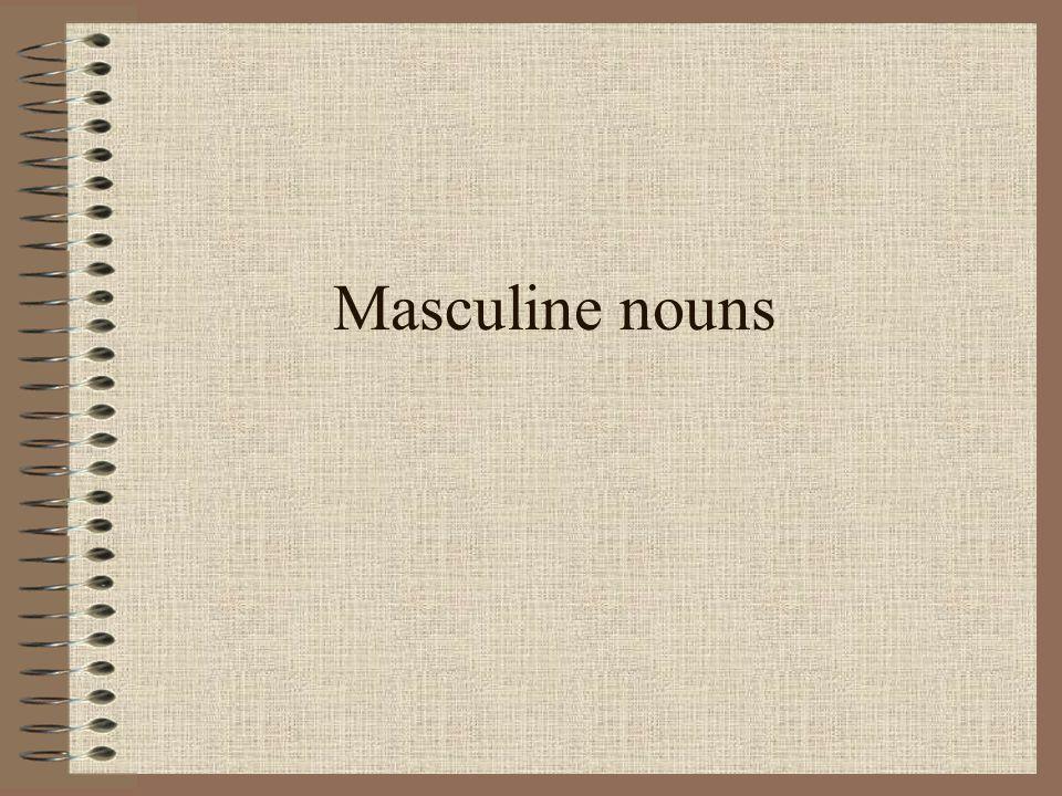 Words ending in –té these correspond to English words ending in –ty such as equality La liberté Légalité La fraternité