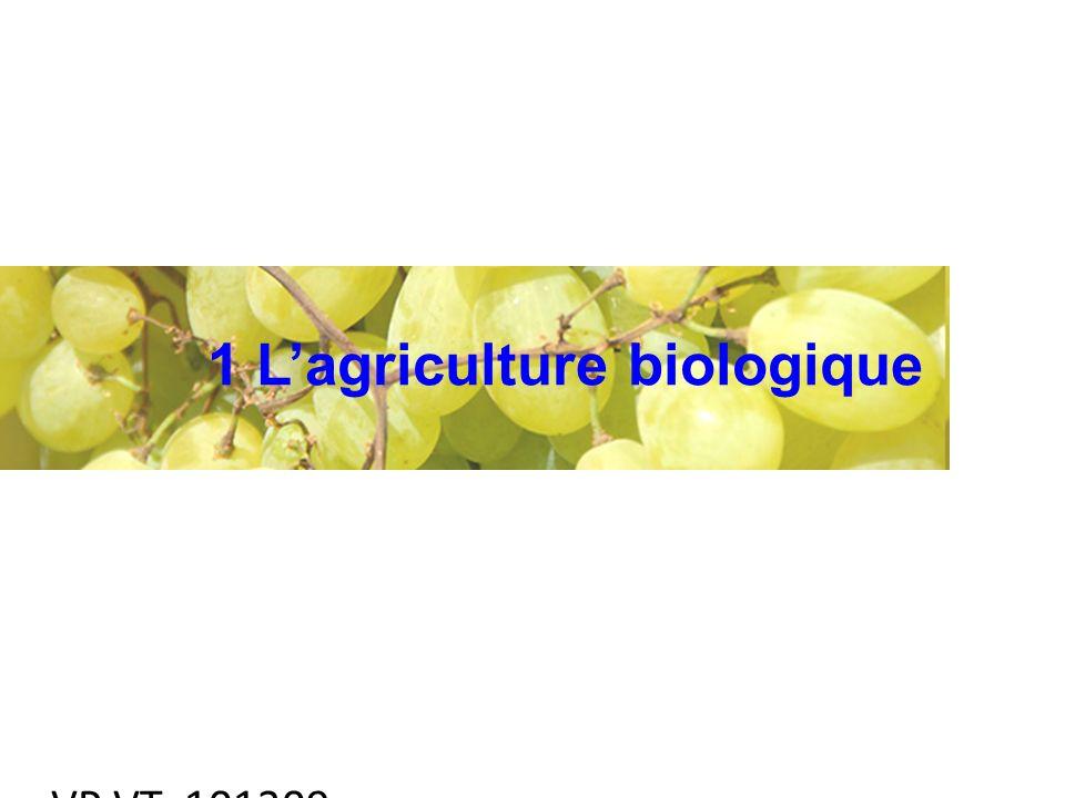 VP VT 101209 1 Lagriculture biologique