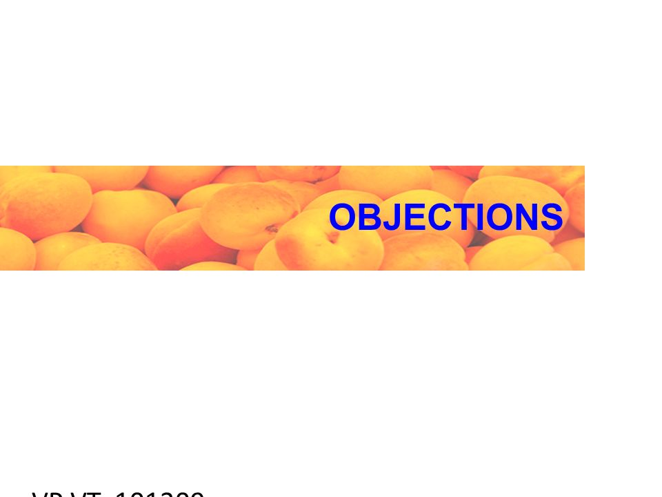 VP VT 101209 OBJECTIONS