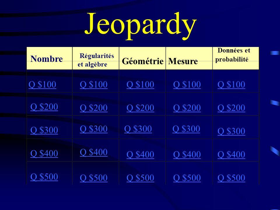 $500 Réponse domaine mesure C= 31,4 cm