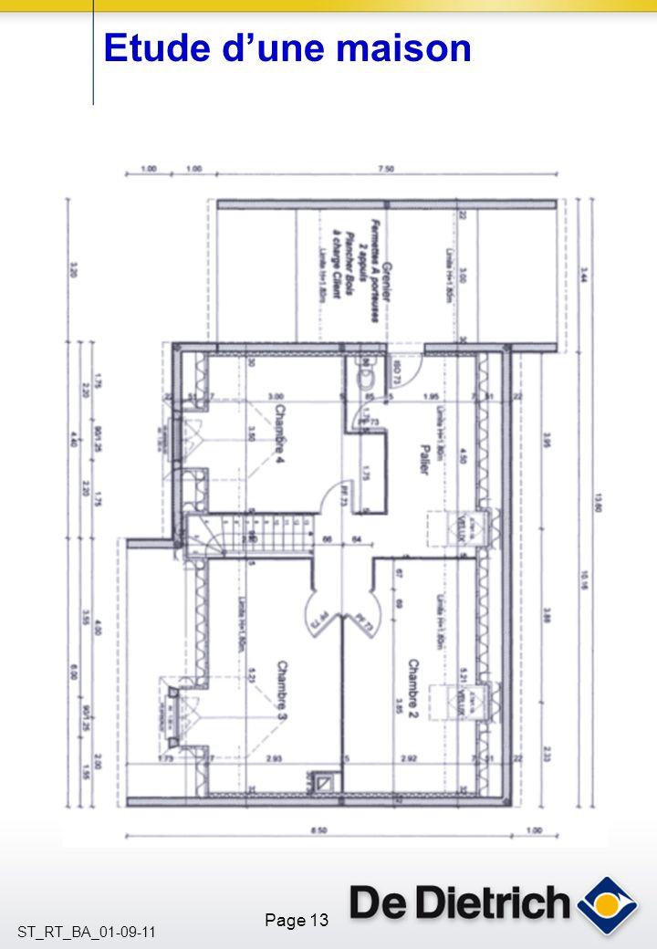 Page 13 ST_RT_BA_01-09-11 Etude dune maison