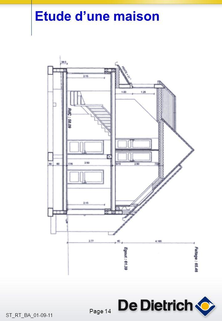 Page 14 ST_RT_BA_01-09-11 Etude dune maison