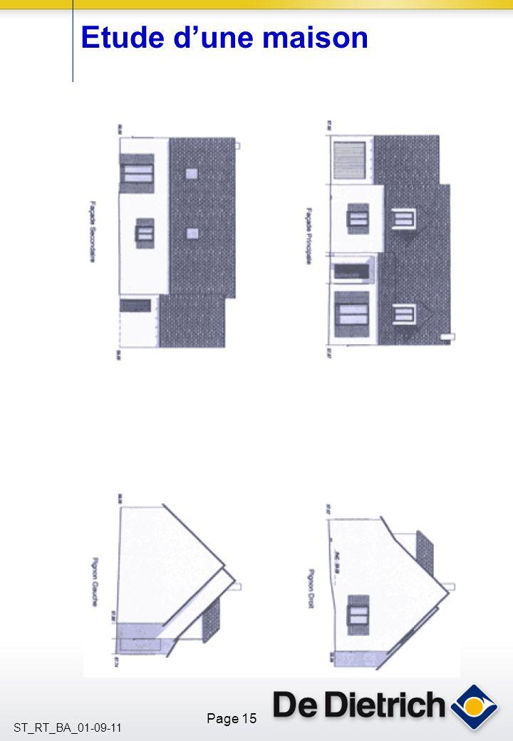 Page 15 ST_RT_BA_01-09-11 Etude dune maison
