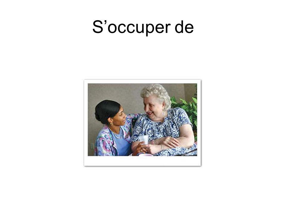 Soccuper de