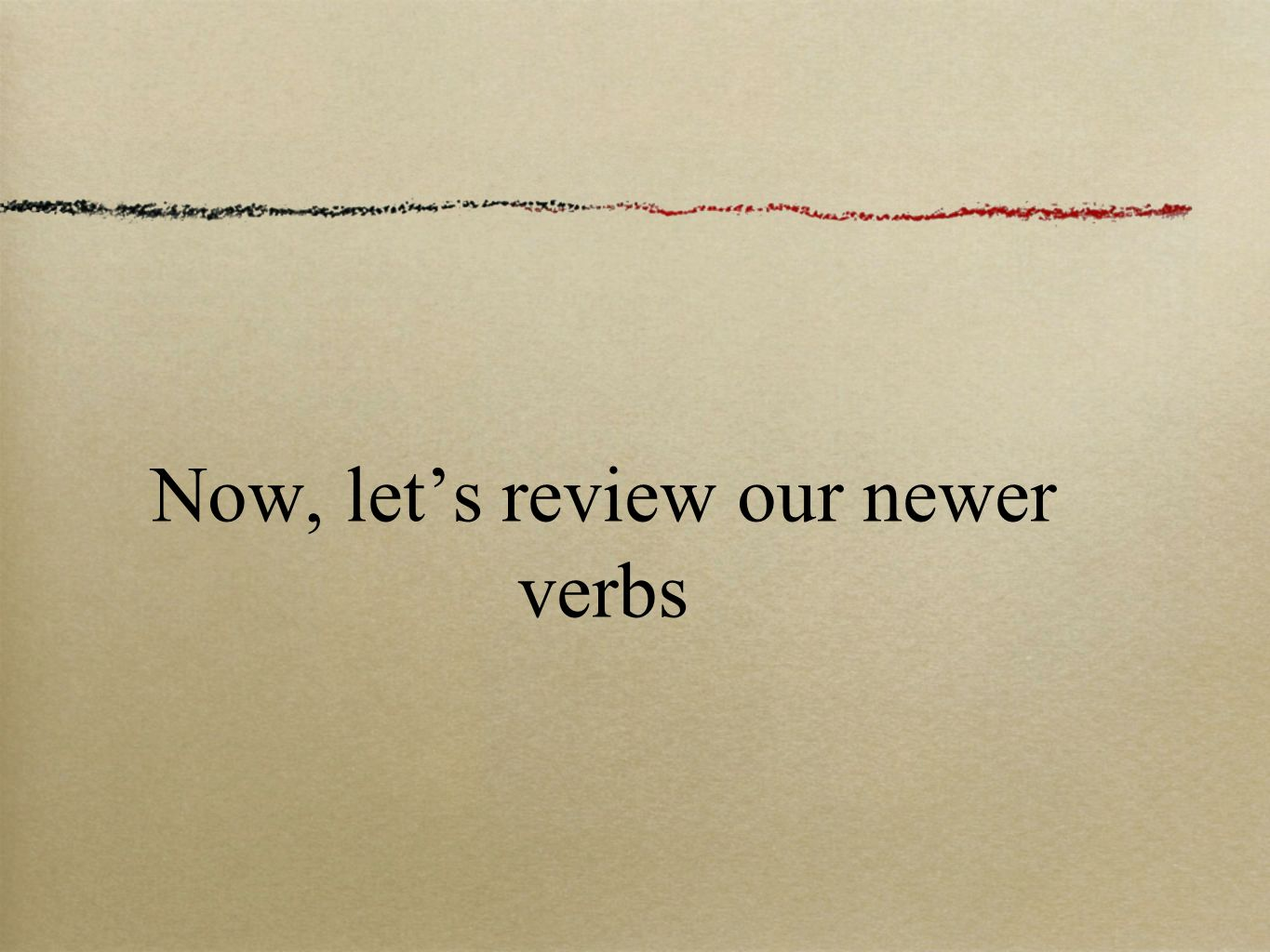 You have to: