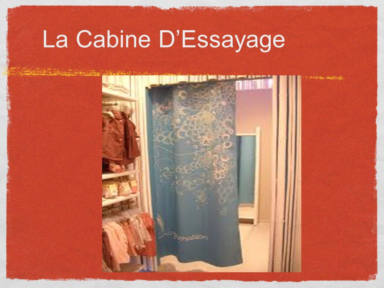 La Cabine DEssayage
