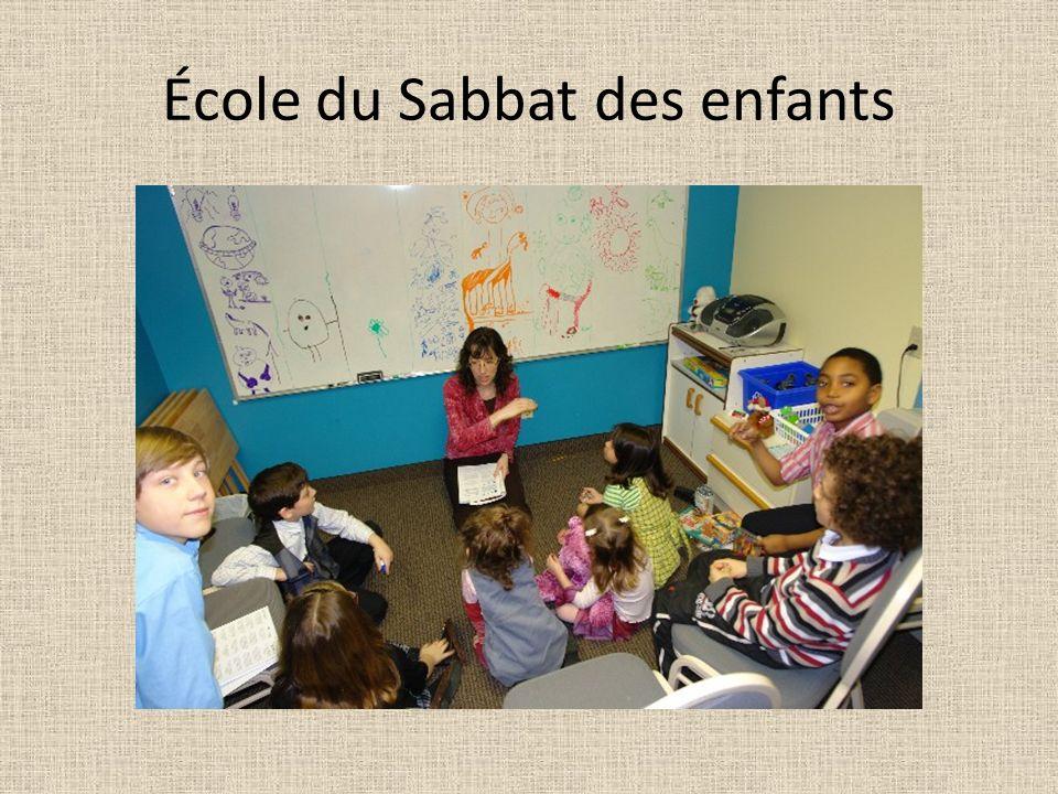 École du Sabbat des enfants