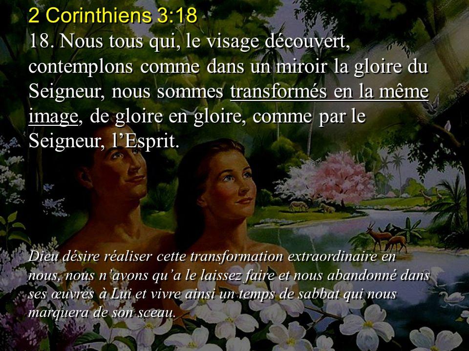 2 Corinthiens 3:18 18.