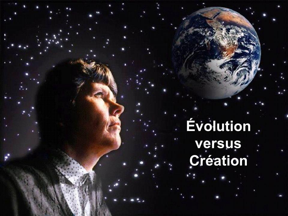 Arguments irréfutables contre les évolutionnistes Je vais vous présenter 5 arguments irréfutables contre les évolutionnistes.