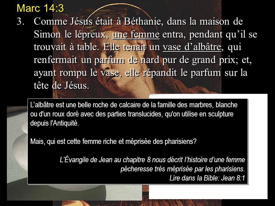 Matthieu 27:55 55.Il y avait là plusieurs femmes qui regardaient de loin; qui avaient accompagné Jésus depuis la Galilée, pour le servir.