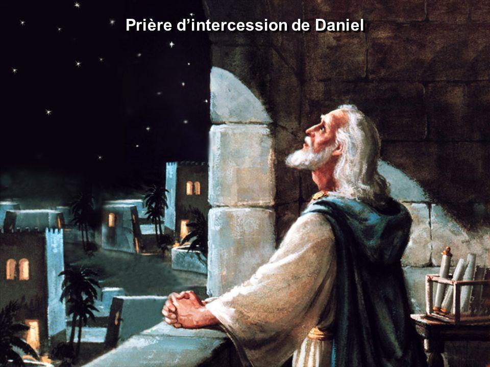 Daniel chapitre 9 21.je parlais encore dans ma prière, quand l homme, Gabriel [lange du chapitre 8 (Dan.