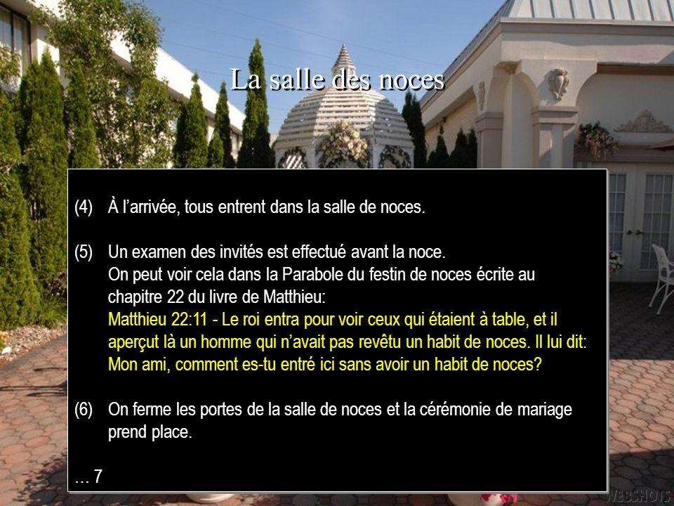 Matthieu 25:13 13.Veillez donc, puisque vous ne savez ni le jour, ni lheure.