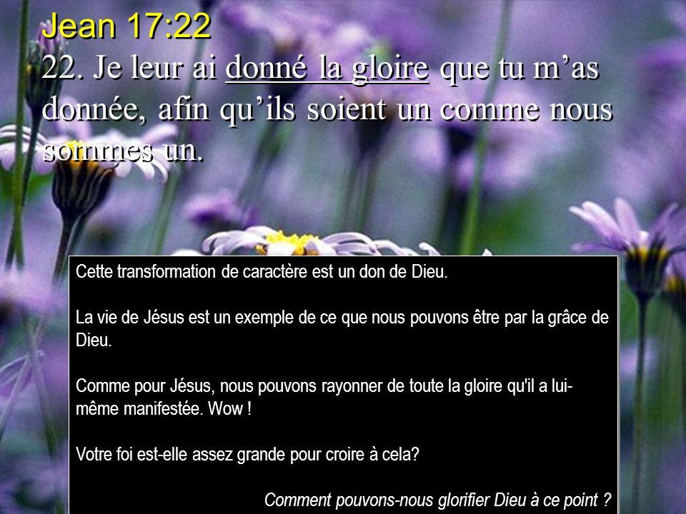 Jean 15:8 8.