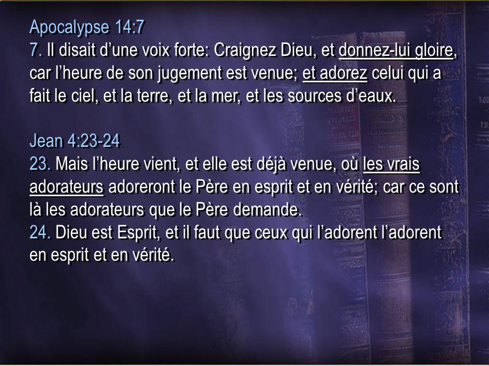 Apocalypse 14:3-5 3.