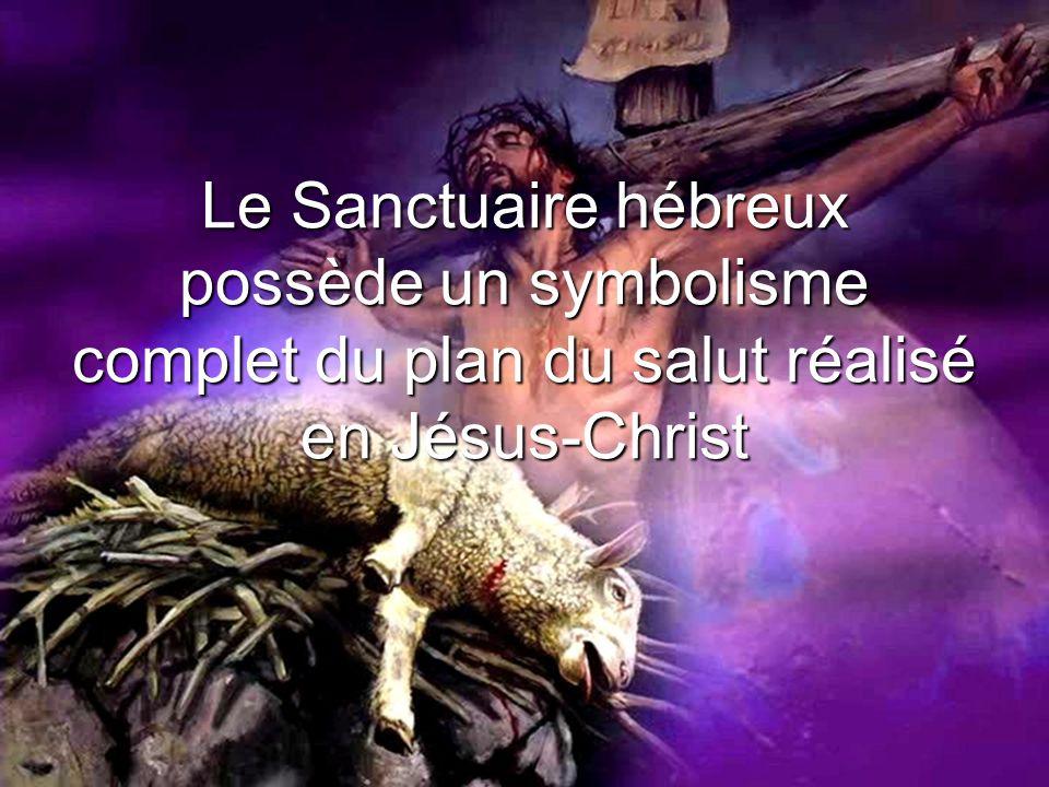 Son ministère de sanctification Cette pièce représente le ministère d intercession du Christ au Ciel après sa résurrection.