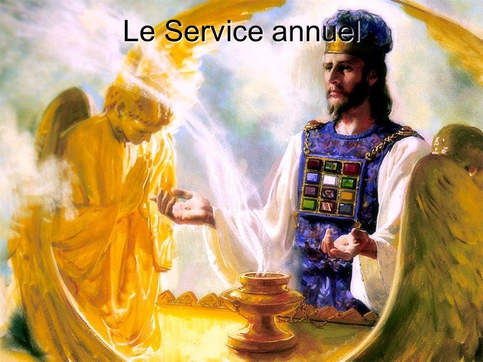 Le Service annuel