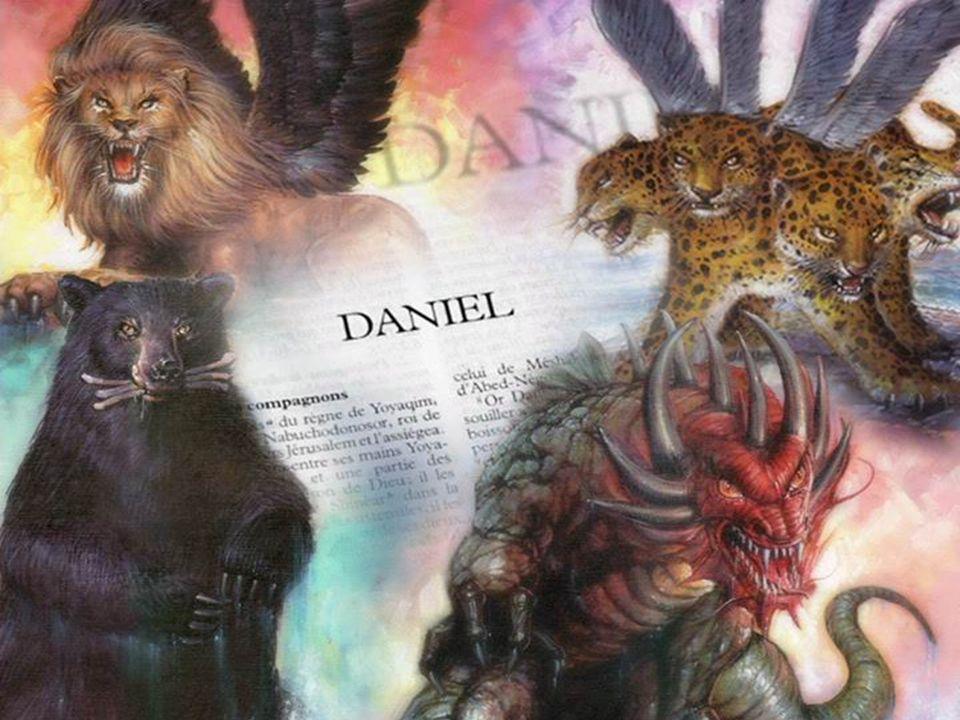 Daniel 7 1.La première année de Belschatsar, roi de Babylone, Daniel eut un songe et des visions de son esprit, pendant qu il était sur sa couche.