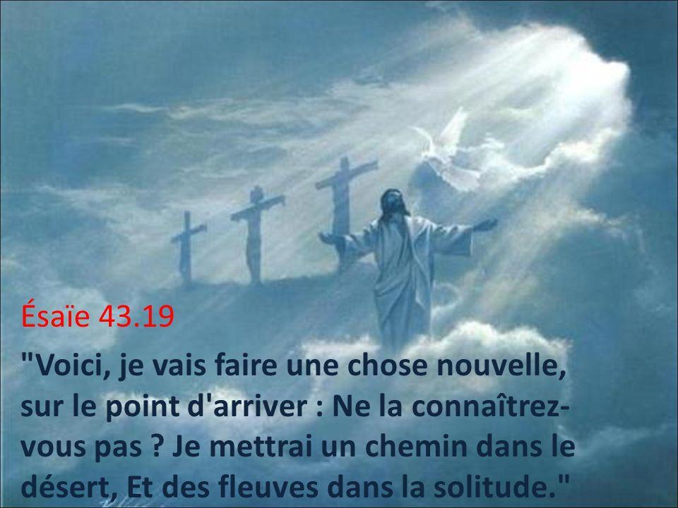 Luc 24.5-6 Il n est pas ici, il est ressuscité .