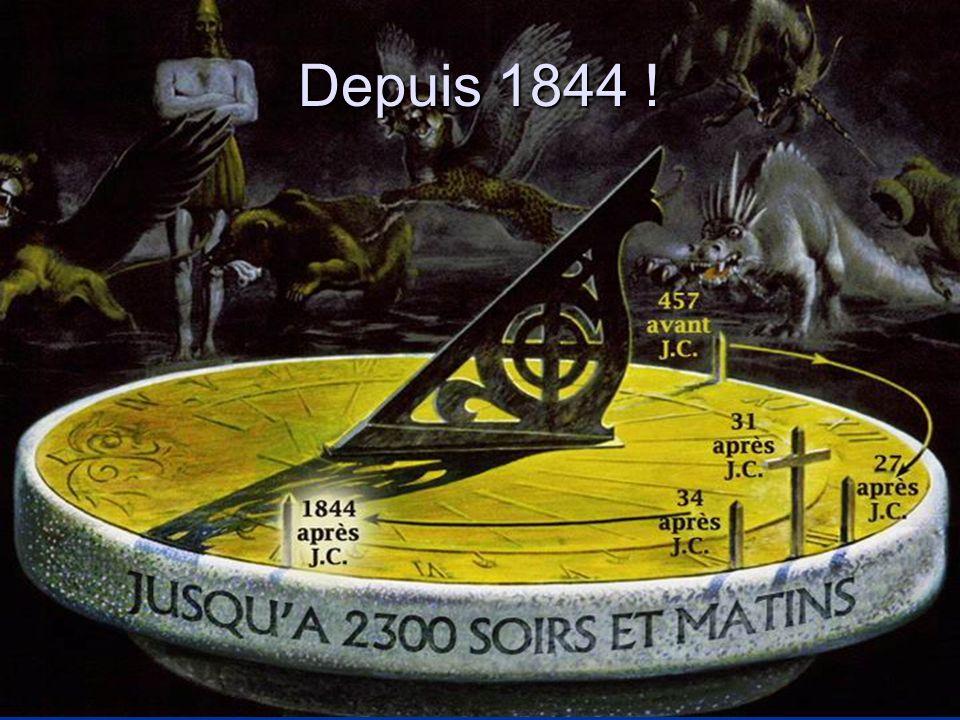 Depuis 1844 !